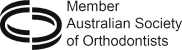 Member of the Australian Society of Orthodontists Logo